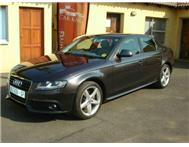 2008 AUDI A4 2.0 TDi Attraction Multi (B8)