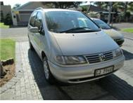 2000 Volkswagen Sharan 2.8 VR6! Full house!