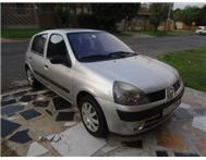 200 Renault Clio 1.2 Vava Voom R45000 Must be seen!