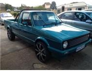 VW Caddy bakkie 2.0l
