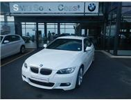 2011 BMW 3 SERIES 335I COUPE (M) M-SPORT