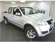 2012 GWM STEED 5 2.5TCi 4x4 D/Cab