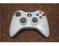 Xbox 360 ORIGINAL Wireless white remote control