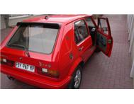 golf1 for sale good condition