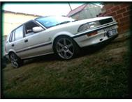 Toyota Conquest RSi Twincam 16V For Sale