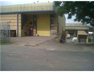 308m Mini Factory in Central Pinetown To Let