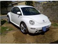 new vw Beetle 2000 model
