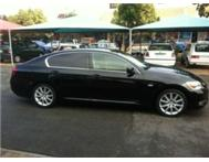 Lexus GS 300 Auto-Mint Condition! 112 915 Kilos FSH R136 000 Neg