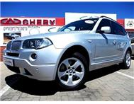 BMW - X3 3.0d Auto Facelift