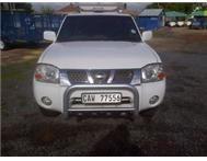 Nissan Hardbody 2.4 4x4 Off Road Double Cab