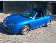 mg tf 160 good condition