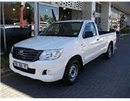 Toyota - Hilux (Facelift II) 2.5 D-4D S Single Cab