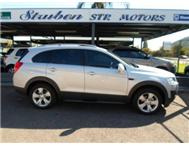 2012 Chevrolet CAPTIVA 2.4 LT A/T (7SEATER)