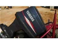90Hp Yamaha trim and tilt engin