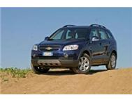 2011 Chevrolet Captiva 2.4 Lt 4x4
