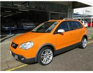 2008 VOLKSWAGEN POLO Cross 1.9 TDI