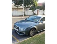 Audi A4 1.8T Ambition - Multitronic 2012 Model as New