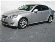 2008 Lexus IS 250 SE Auto