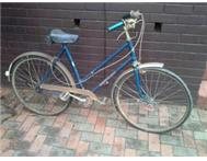 Vintage ladies bicycle for sale - restorers dream