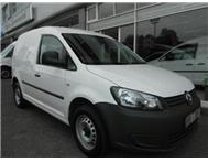 2013 VOLKSWAGEN CADDY 2.0TDI P/VAN DEMO