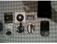 Brand new blackberry 9300.