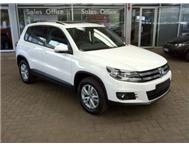 2013 Volkswagen Tiguan 1.4TSi trend and Fun 4x2