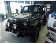 Jeep - Wrangler 3.8 Rubicon