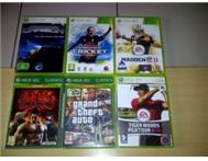 6 Original Xbox Games for sale @ R100 Each or R500 for all 6