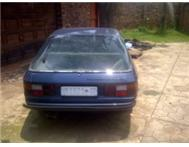 Abandoned restoration project Porsche 924 Want to Trade