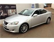 2007 Lexus IS250 V6 Automatic Mags !!!