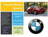BMW NEW AND USED SPARES FOR SALE Durban