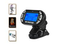 Guitar Tuner Clip (Mini 3-in-1 Edit...