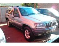 Grand Cherokee CRD(Diesel) !!! Low Mileage !!!