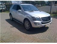 2012 Mercedes-Benz ML 500 A/T