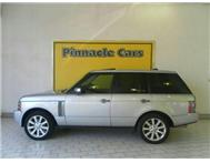 2010 LAND ROVER RANGE ROVER 5.0L SC BIG BODY AUTO