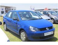 VW Polo Vivo Demo 1.6 Sedansx3 colours free next service