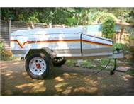 Used Venter Elite 5 C/C in Trailers for sale Gauteng Pretoria North - South Africa