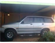SSANG YONG MUSO 1997 FOR SALE - LEXUS V8 CONVERSION R40 000!!!!!