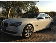 2009 BMW 7 SERIES 750i 4dr Auto