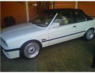 BMW 325I E30 DROP TOP