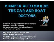 Mechanical Repair Work-All cars motorcyles and boats