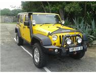 2009 JEEP WRANGLER 3.8 V6 Rubicon Unlimited