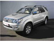 2009 TOYOTA FORTUNER 3.0 D-4D Dsl AT