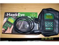 Hawkeye hand held diagnostic unit for Land Rover Discovery 2