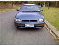 1996 TOYOTA CAMRY 2.0 SEDAN WITH 410000KM ONLY! BARGAIN!