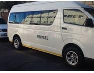 Quantum Rental / Hire / 14 Seater