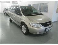 2004 CHRYSLER GRAND VOYAGER 3.3 SE