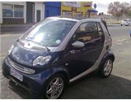 SMART CAR 900CC TURBO LOW MILLAGE FSH