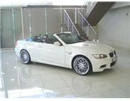2009 BMW 3 SERIES CONVERTIBLE M3 DCT