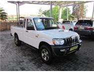 Mahindra Scorpio 2.2 CRDe M Hawk 4x4 Single Cab